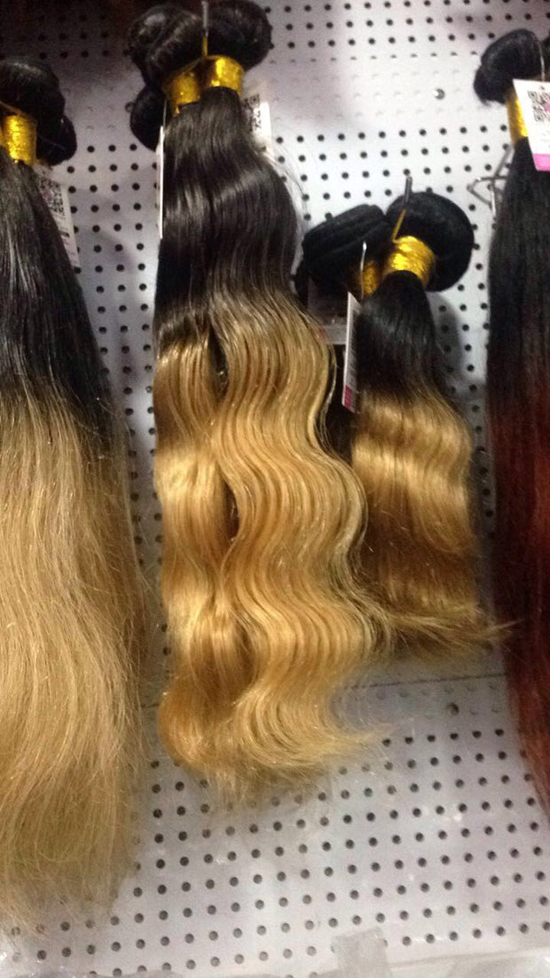 Ombre 100% Virgin Hair
