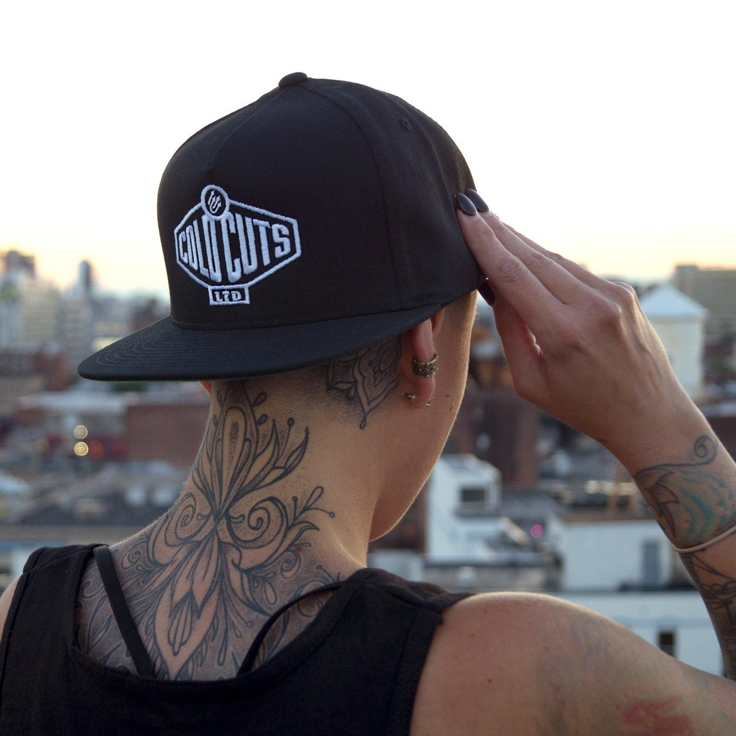 Boxed In 5-Panel Snapback