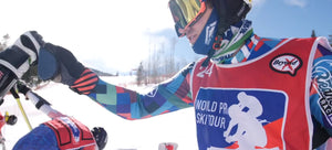 Behind the Scenes at the World Pro Ski Tour with the SYNC Athlete crew