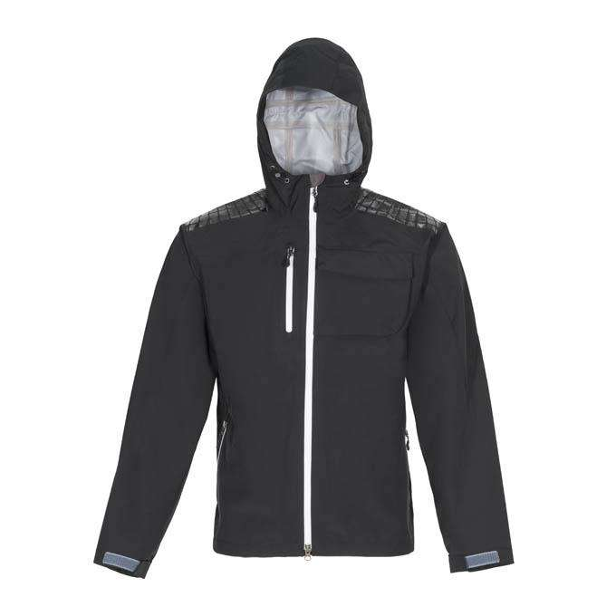 Men's Shelter Shell - Black