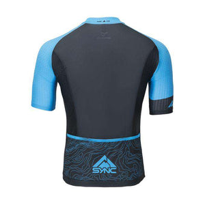 Mens Power Line Bike Jersey