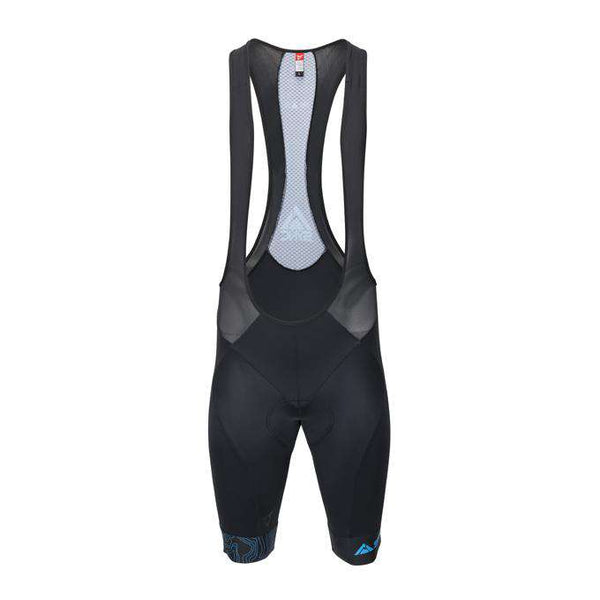 Mens Power Line Bike Bib Short