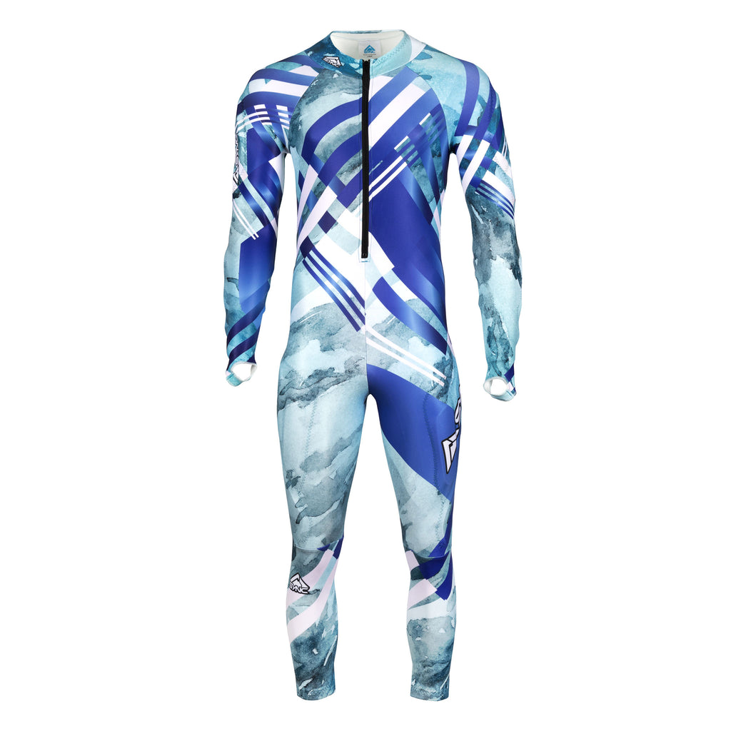Berit-Ski-Race-Suit-Front-Aqua