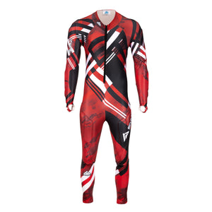 Berit Adult Race Suit - Red