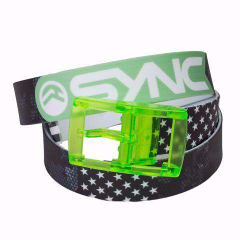 sync-performance-national-c4-belt-jasmine-green-black