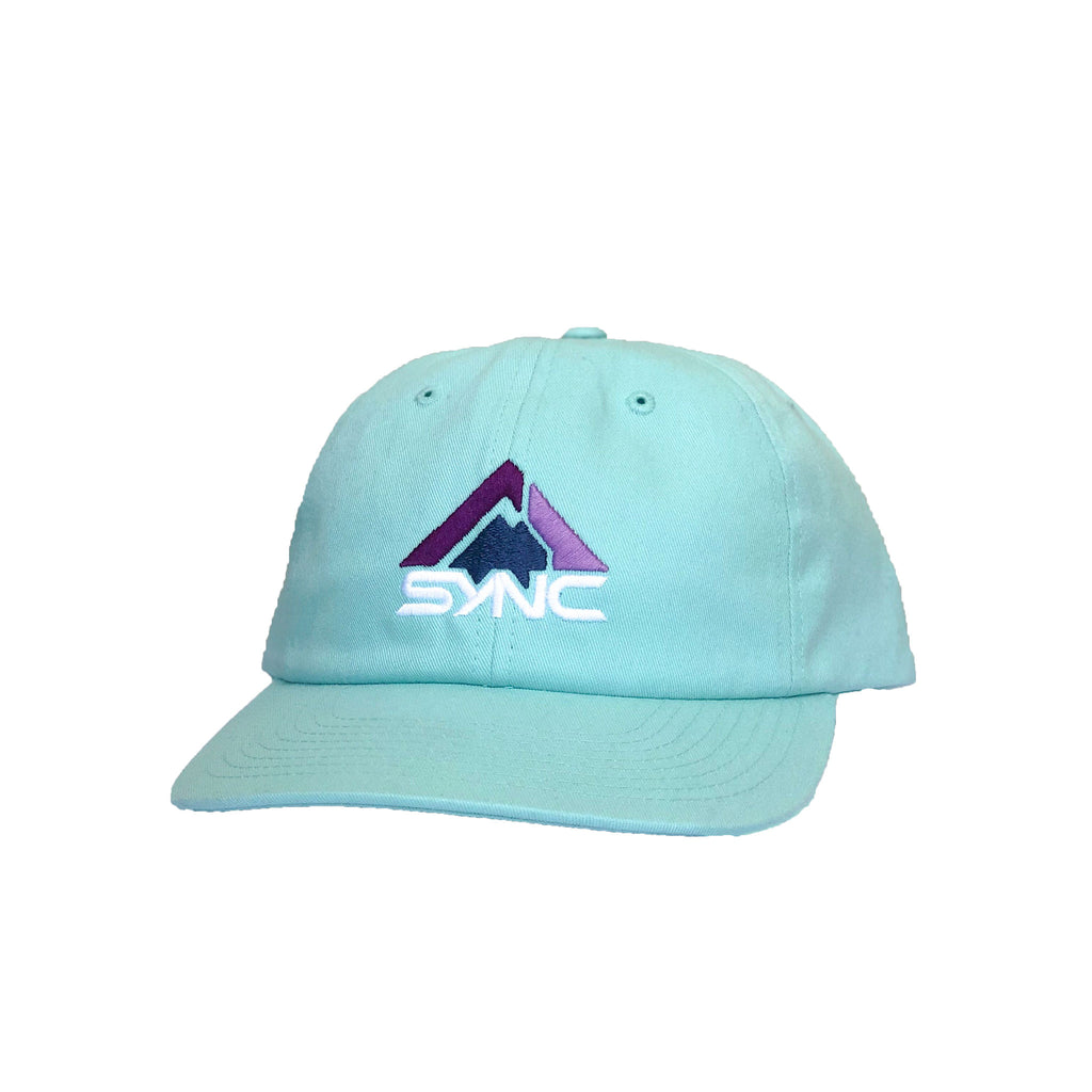 dad-hat-aruba-blue-front