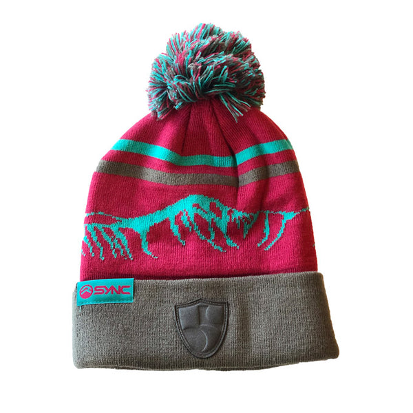 Pom Beanie - High Fives Foundation