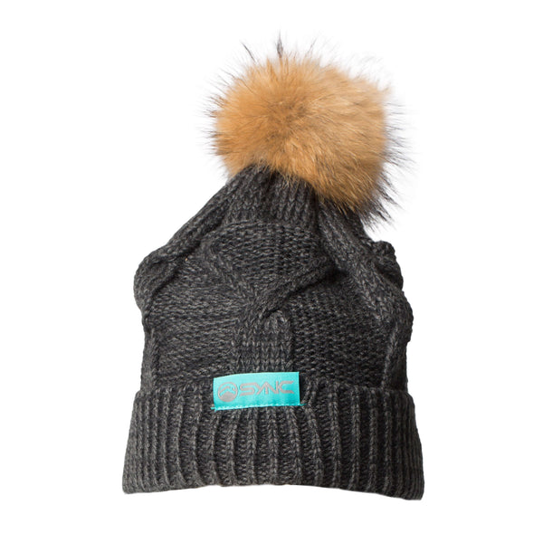 sync-performance-koa-beanie-hat-black