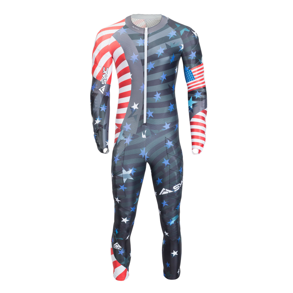 Independence Adult Race Suit - Black