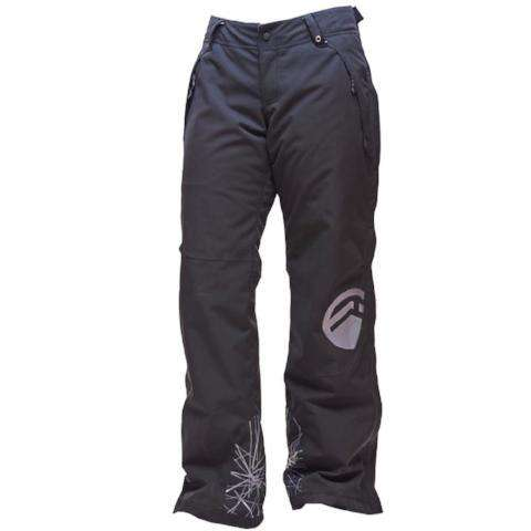 sync-women's-zip-off-prevail-insulated-ski-pants-black