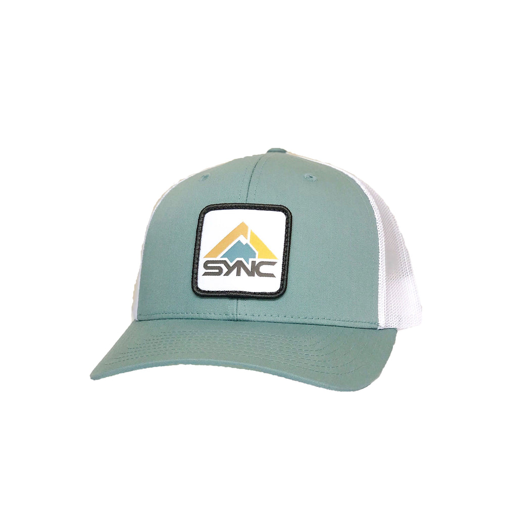 Trucker Hat - Smoke Blue