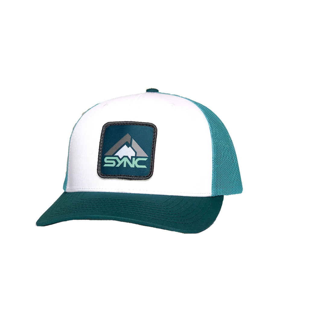 Trucker Hat - Teal