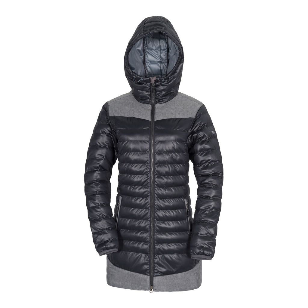 sync-performance-black-long-stretch-puffy-jacket-front