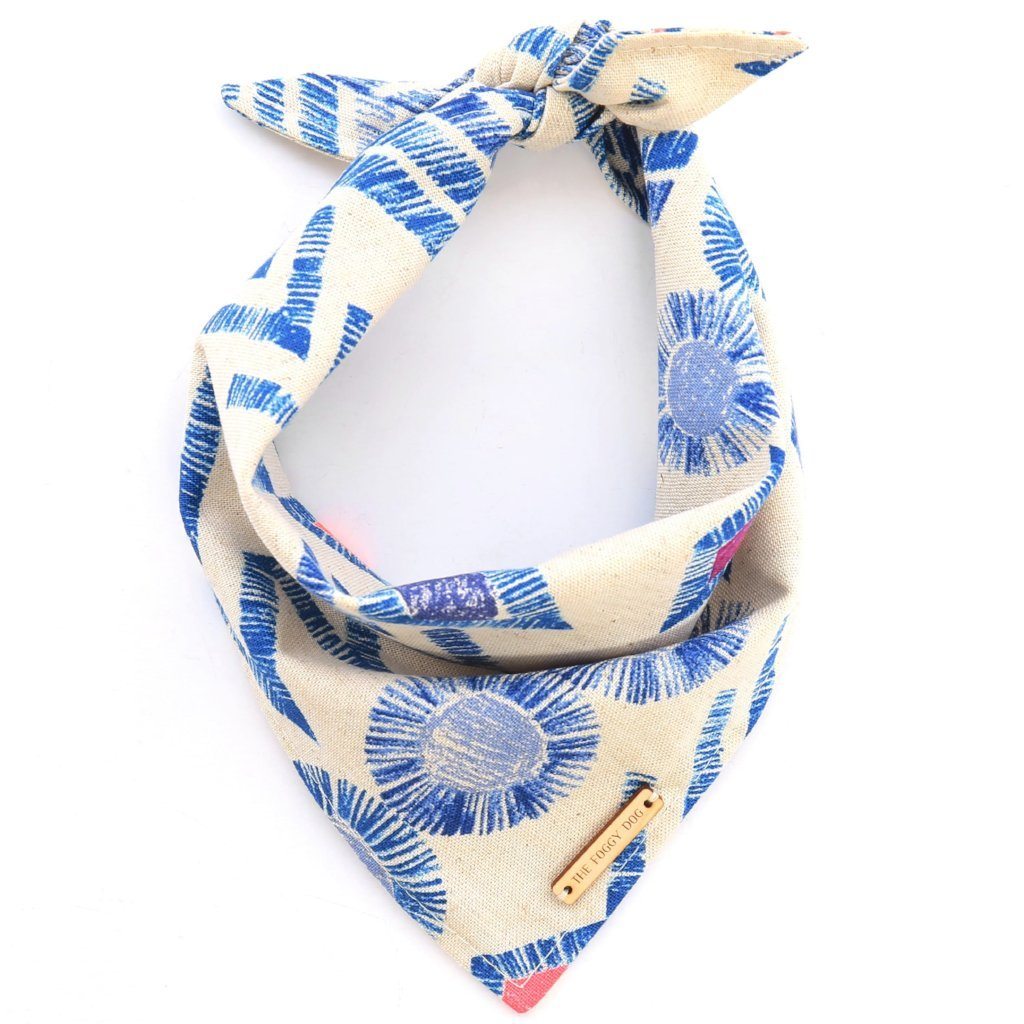 Palm Springs Limited Edition Dog Bandana