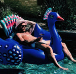 Ride-On Float - Peacock