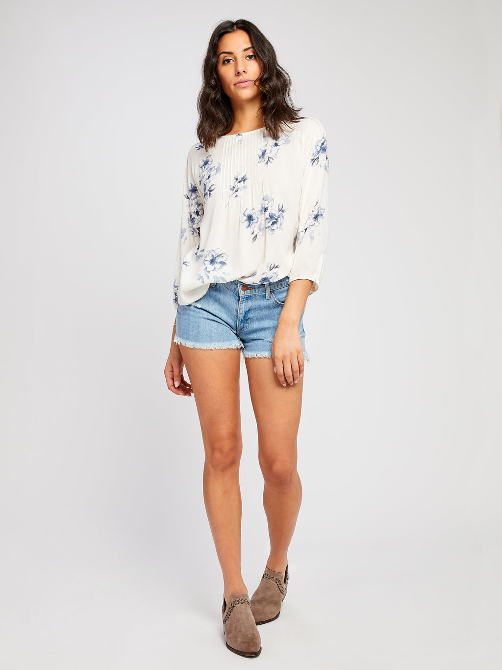 Bailey Long Sleeve Top