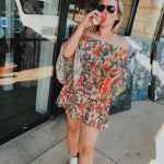 Triple Decker Romper