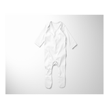 Pack Of 3 Blank Baby Jumpsuits