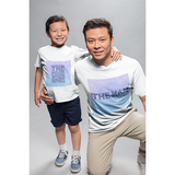 Matching Father And Son Tshirt