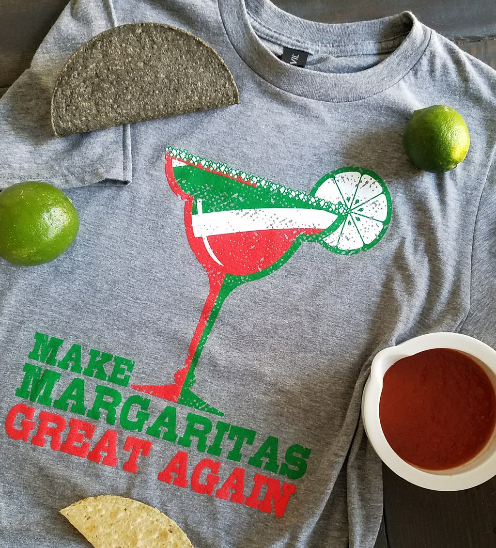 Make Margaritas Great Again! - KC Shirts
