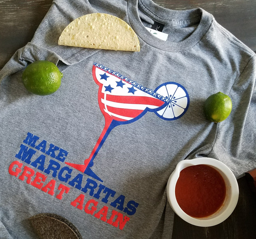 Make Margaritas Great Again! Stars and Stripes - Dalton Ink