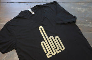 Stick it 2020™ Black V-Neck