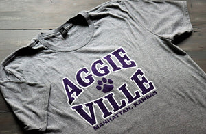 Aggieville Short Sleeve - KC Shirts