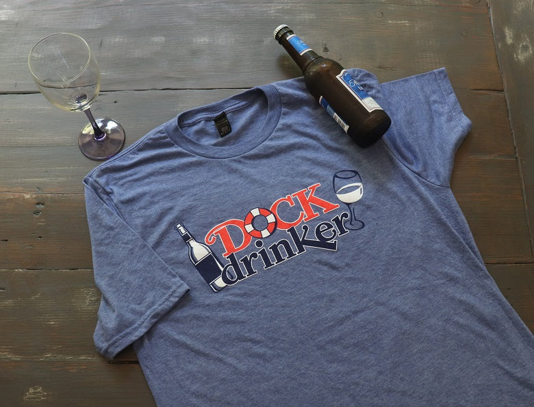 Dock Drinker™ T-Shirt - KC Shirts