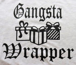 Gangster Wrapper! - Baseball Tee - KC Shirts