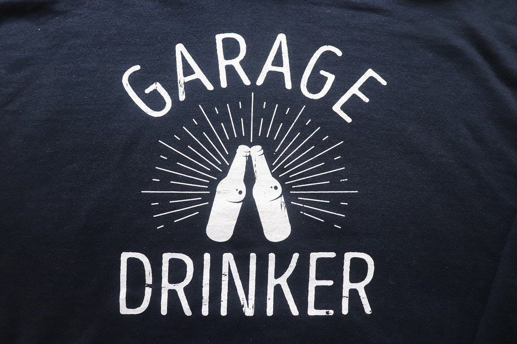 Garage Drinker™ Crew Neck Sweatshirt