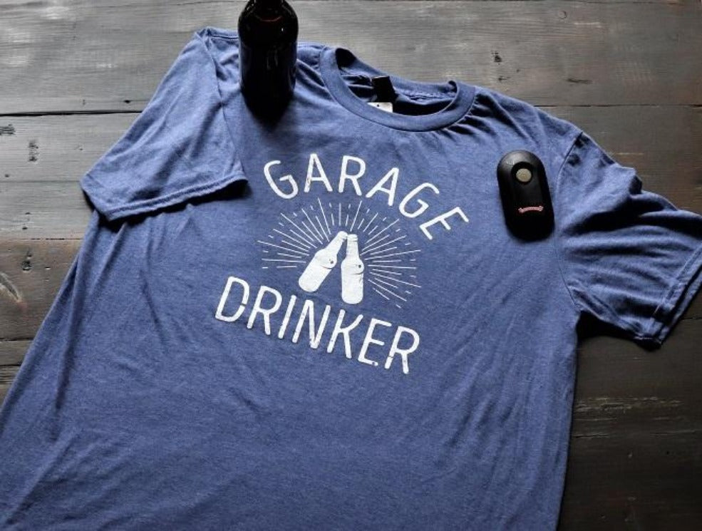 Garage Drinker™ T-Shirt - KC Shirts