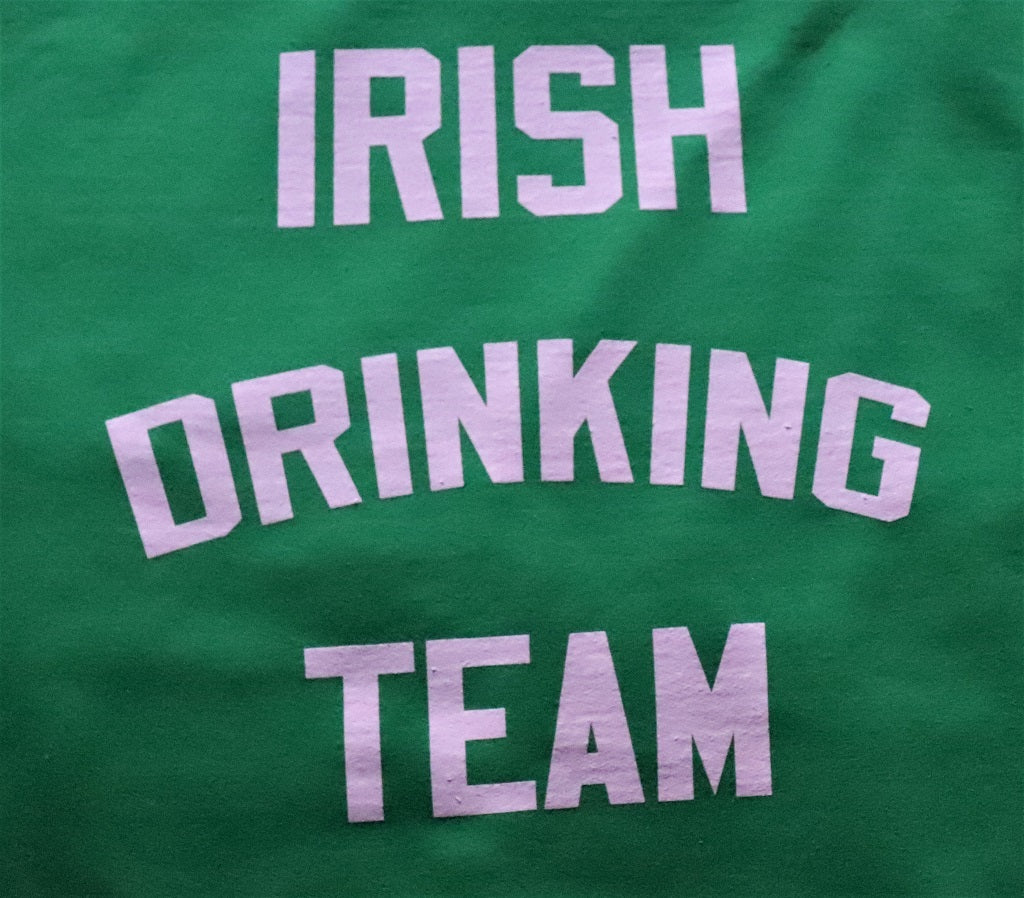 Irish Drinking Team Crewneck Sweatshirt