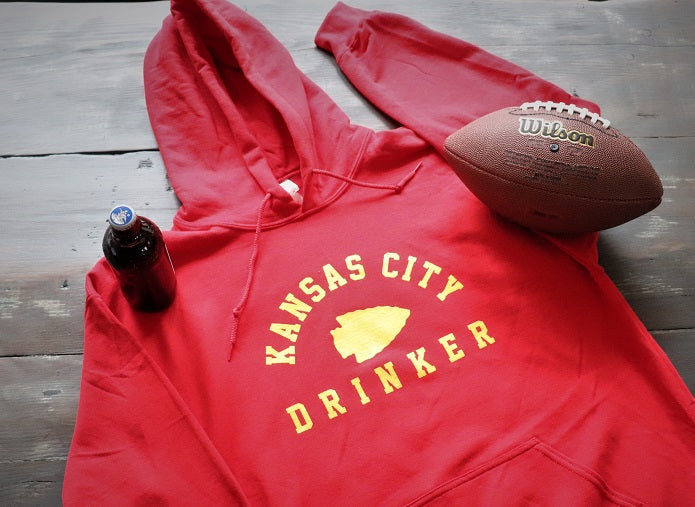 Kansas City Drinker™ Hoodie - KC Shirts