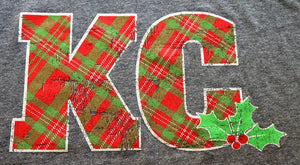 KC Holiday Plaid for the Holiday season - KC Shirts