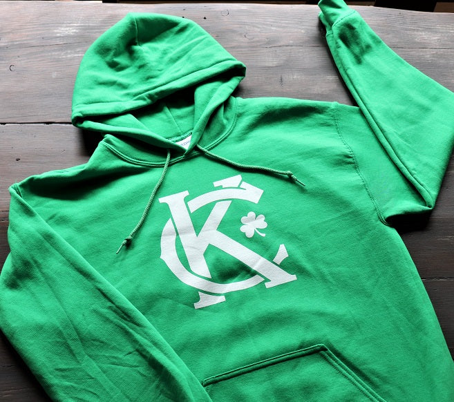KC Shamrock Sweatshirt