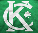 KC Shamrock Sweatshirt - KC Shirts