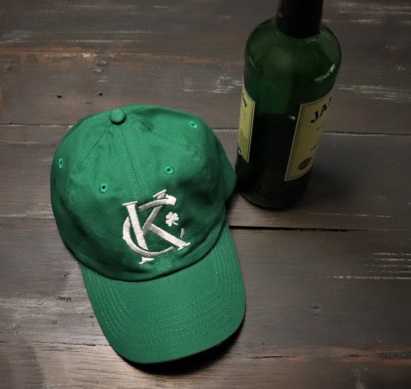 KC Shamrock Hat - KC Shirts