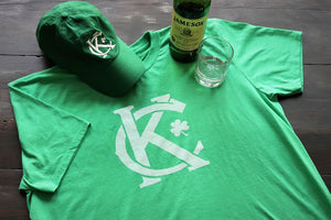 KC Shamrock Tee - KC Shirts