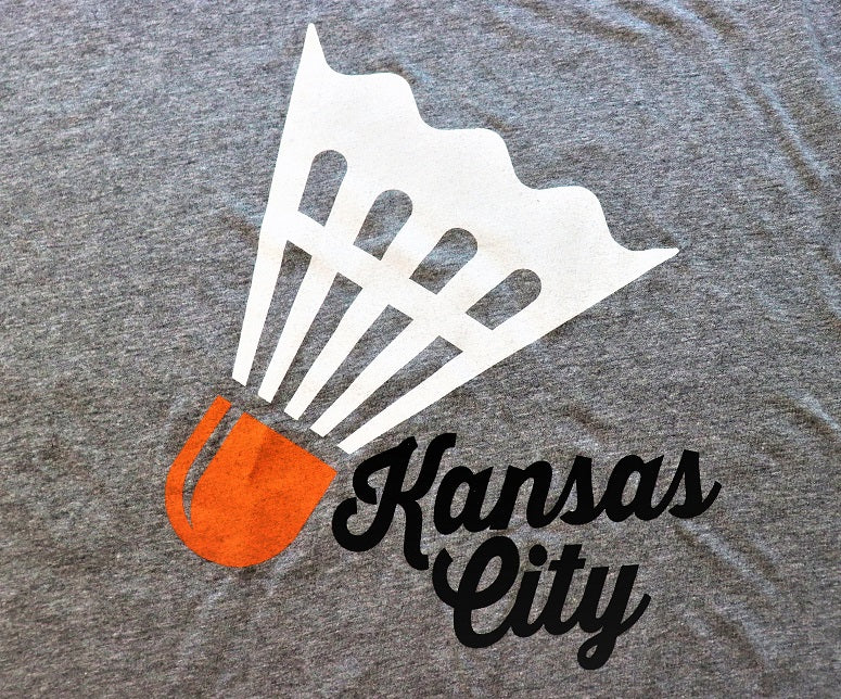 Kansas City Shuttlecock - KC Shirts