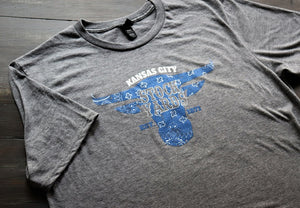 Stock Yards Blue - KC Shirts