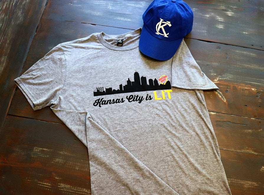 Kansas City is LIT