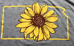 Sunflower in Kansas - KC Shirts
