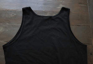 KY102 Hippo Black Tank - KC Shirts