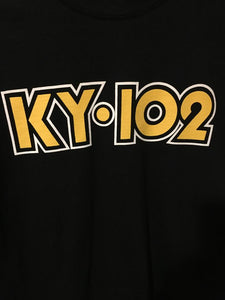 KY102 DOT Black T-Shirt - KC Shirts