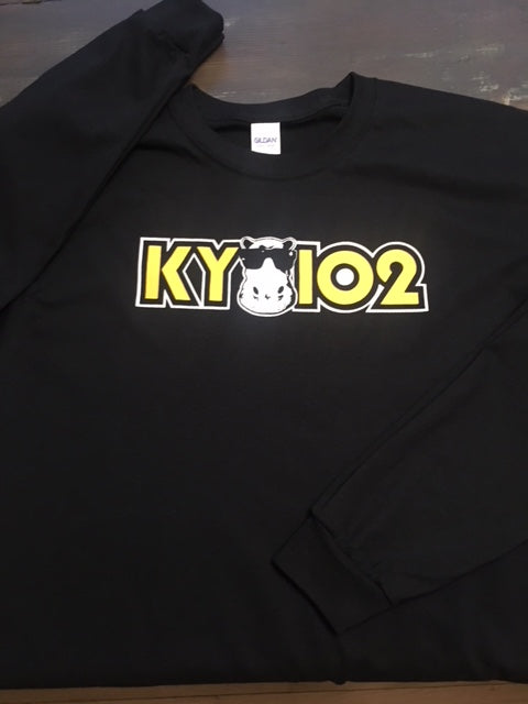 Long Sleeve KY102 Hippo - KC Shirts
