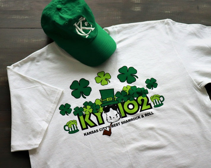KY102 Shamrock - KC Shirts