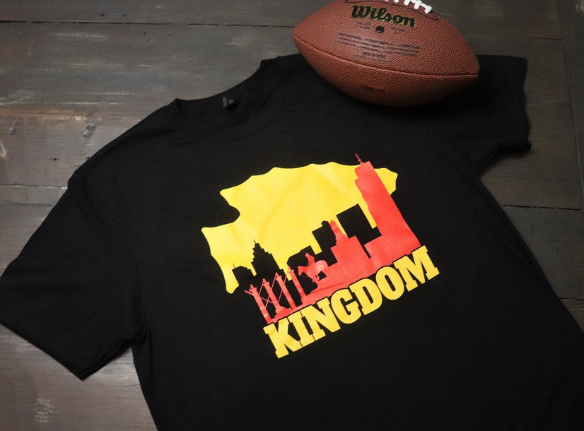 Arrow with Kansas City Skyline Short Sleeve