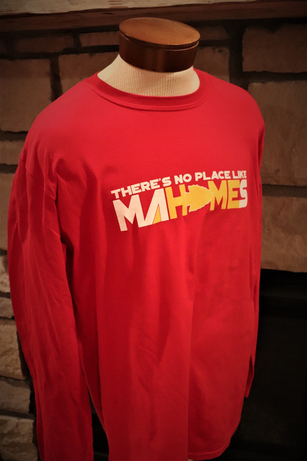 There's no place like... - long sleeve