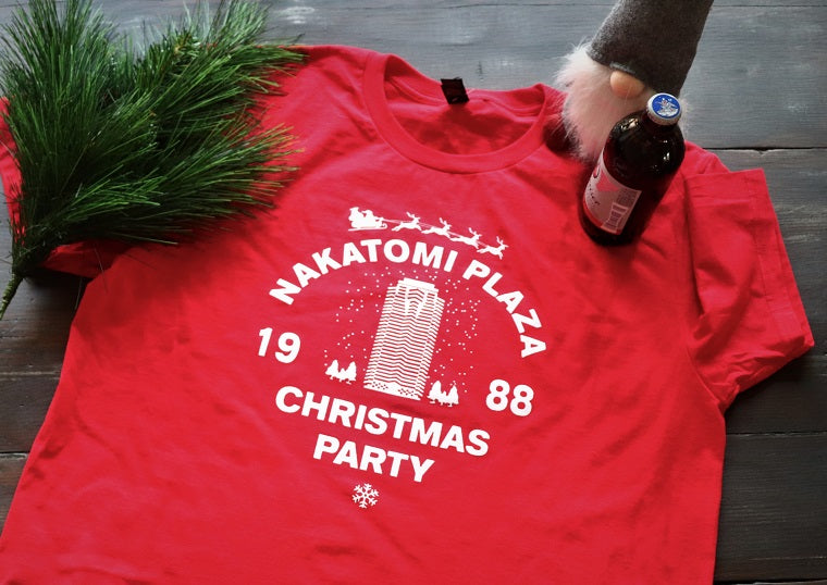 Nakatomi Plaza Christmas Party! - KC Shirts