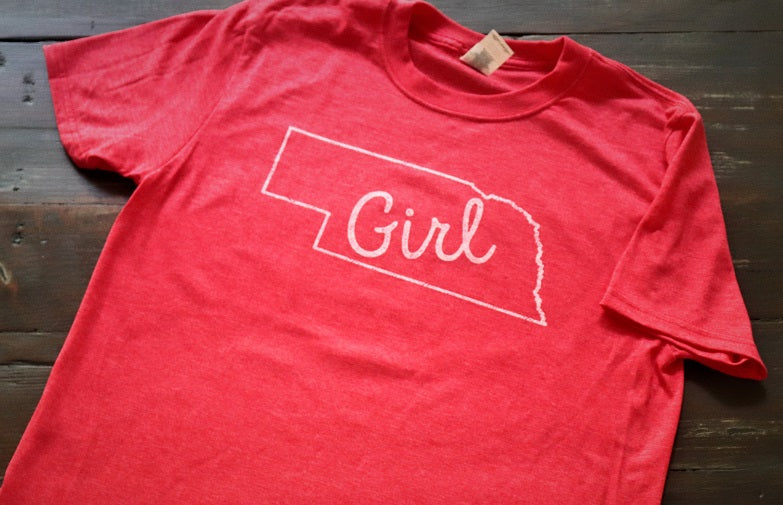 Nebraska GIRL! - KC Shirts